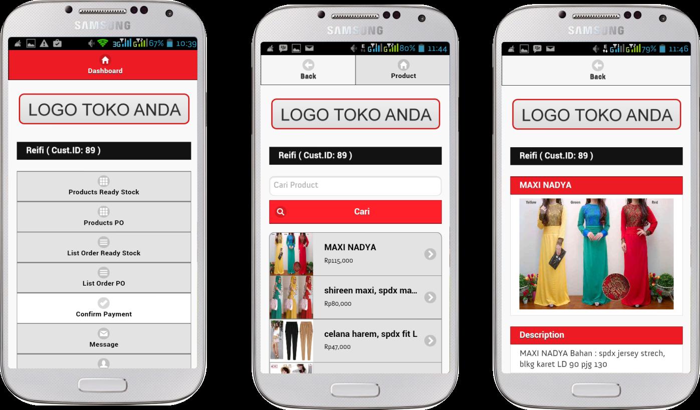 jasa aplikasi toko online